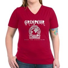 Grimpeur V-Neck T-Shirt