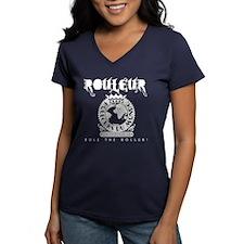 Rouleur V-Neck T-Shirt