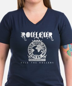 Rouleur V-Neck T-Shirt