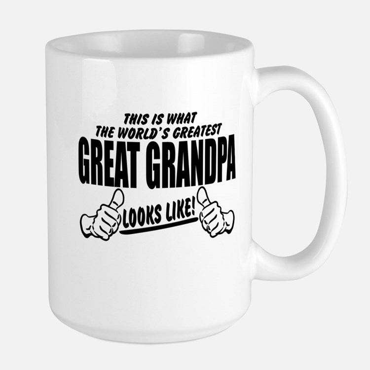 THIS IS WHAT THE WORLDS GREATEST GREAT GRANDPA LOO