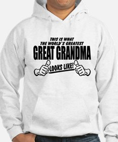 THIS IS WHAT THE WORLDS GREATEST GREAT GRANDMA LOO