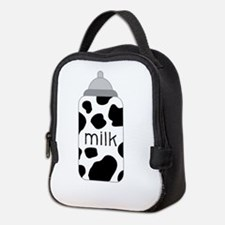Milk Neoprene Lunch Bag