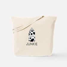 Milk Junkie Tote Bag