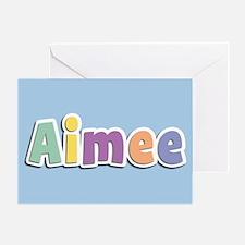 Aimee Spring14 Greeting Card