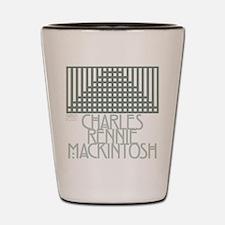 CRMackintosh Shot Glass