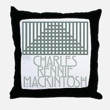 CRMackintosh Throw Pillow