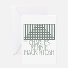 CRMackintosh Greeting Card