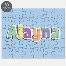 Alayna Spring14 Puzzle