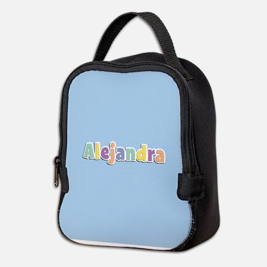 Alejandra Spring14 Neoprene Lunch Bag