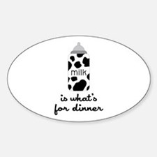 What's for Dinner Decal