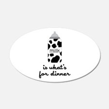 What's for Dinner Wall Decal