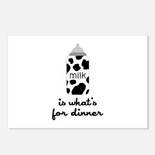 What's for Dinner Postcards (Package of 8)