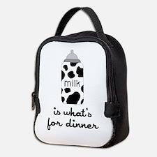 What's for Dinner Neoprene Lunch Bag