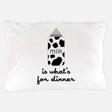 What's for Dinner Pillow Case