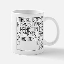 CRMackintosh Small Small Mug