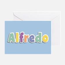 Alfredo Spring14 Greeting Card