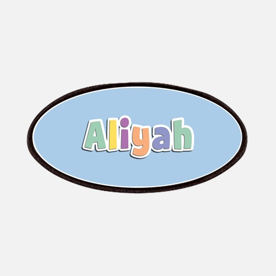 Aliyah Spring14 Patches