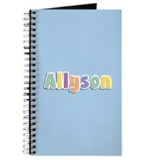 Allyson Spring14 Journal