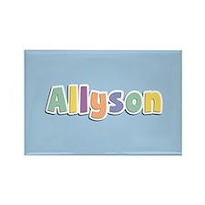 Allyson Spring14 Rectangle Magnet