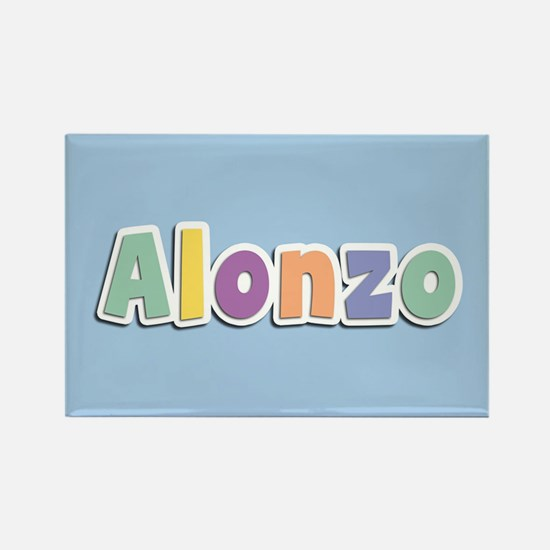 Alonzo Spring14 Rectangle Magnet