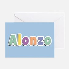 Alonzo Spring14 Greeting Card