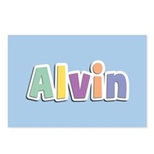 Alvin Spring14 Postcards (Package of 8)