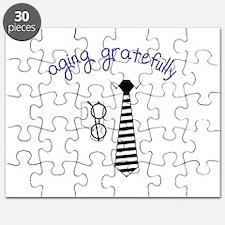Aging Gratefully Puzzle