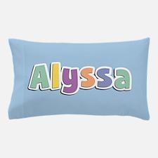 Alyssa Spring14 Pillow Case