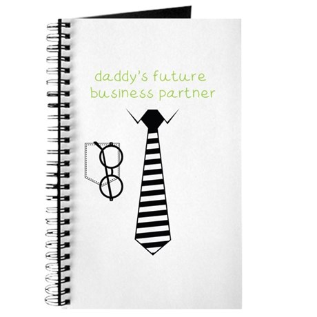 Daddy's Future Business Partner Journal