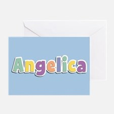 Angelica Spring14 Greeting Card