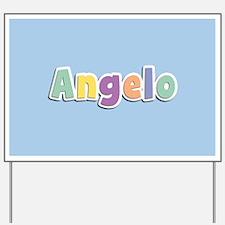 Angelo Spring14 Yard Sign