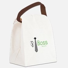 Boss Man Canvas Lunch Bag