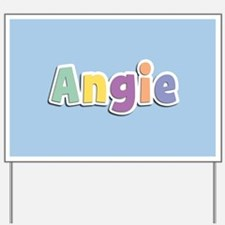 Angie Spring14 Yard Sign