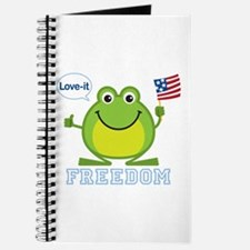 Freedom Frog: Journal