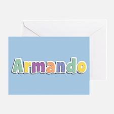 Armando Spring14 Greeting Card