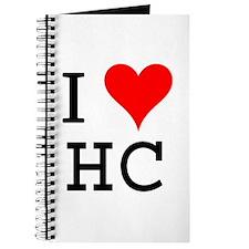 I Love HC Journal