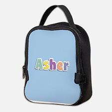Asher Spring14 Neoprene Lunch Bag