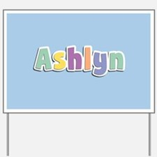 Ashlyn Spring14 Yard Sign