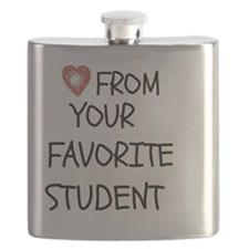 From Your Favorite Student Flask
