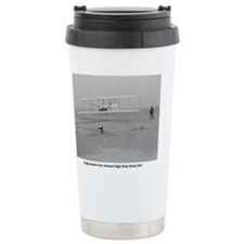 Cute Wilbur wright Travel Mug