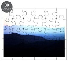 Blue Ridge Mountains Puzzle