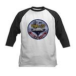 USS CORAL SEA Kids Baseball Jersey