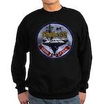USS CORAL SEA Sweatshirt (dark)