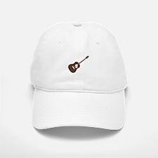 Guitar Baseball Baseball Baseball Cap