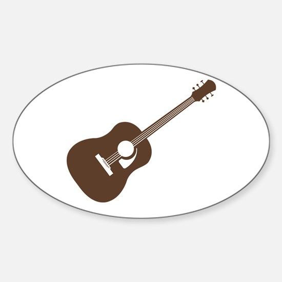 Guitar Decal
