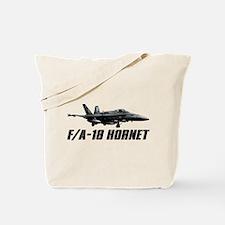 F/A-18 Hornet Tote Bag