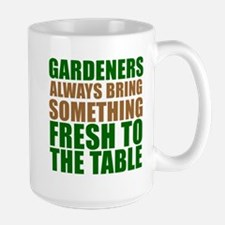 Gardeners Fresh To Table Mugs