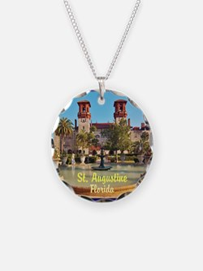 St. Augustine, Florida Necklace