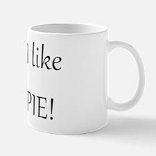 I Like Pie! Mug