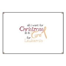 All I Want For Christmas Is A Cure For Leukemia Ba
